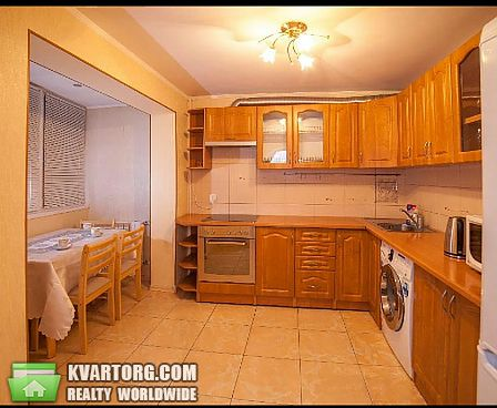сдам 3-комнатную квартиру. Киев, ул.Здолбуновская . Цена: 480$  (ID 1794837) - Фото 4