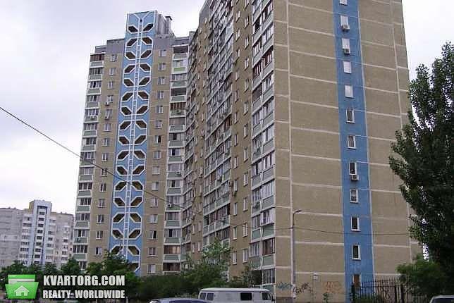 продам 1-комнатную квартиру. Киев, ул. Драгоманова 14 а. Цена: 45000$  (ID 1796200) - Фото 1