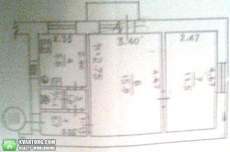 продам 2-комнатную квартиру. Одесса, ул.Швыгина . Цена: 38000$  (ID 1796923)