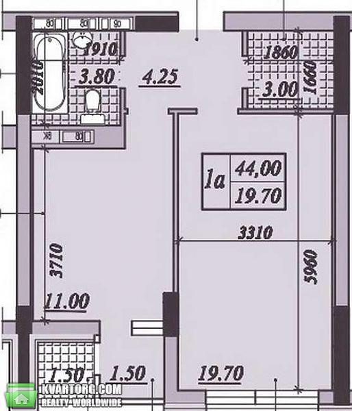 продам 1-комнатную квартиру. Киев, ул.Подвысоцкого ул. 4. Цена: 67300$  (ID 1951415) - Фото 5