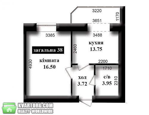продам 1-комнатную квартиру. Ирпень, ул.Соборная 126. Цена: 23000$  (ID 1824243) - Фото 2