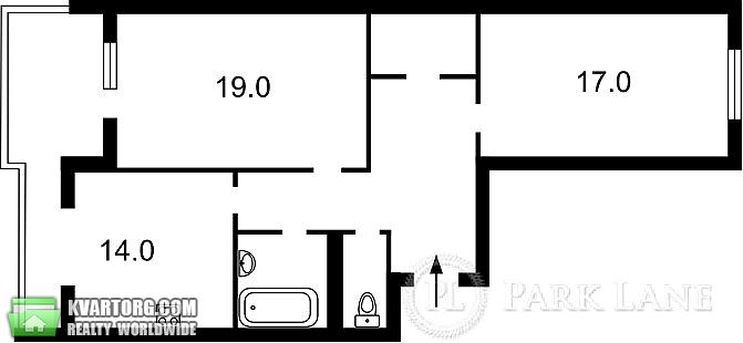 продам 2-комнатную квартиру. Киев, ул. Малевныча 89. Цена: 86000$  (ID 1796396) - Фото 6