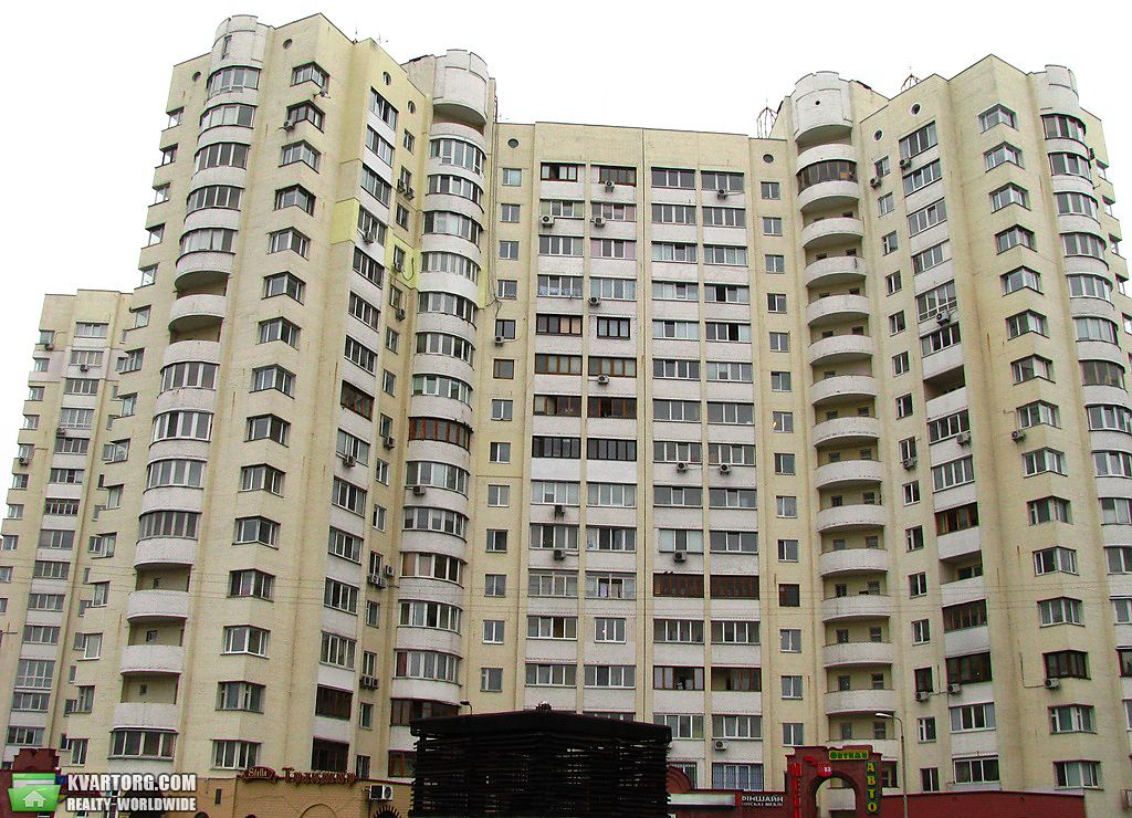 продам 4-комнатную квартиру. Киев, ул. Бажана 26. Цена: 129900$  (ID 1795179) - Фото 1