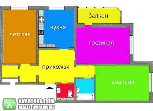 продам 3-комнатную квартиру. Киев, ул. Урловская 36а. Цена: 145000$  (ID 1794140) - Фото 10