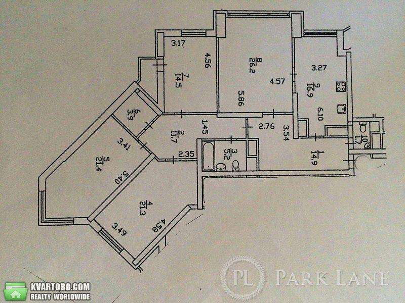 продам 4-комнатную квартиру. Киев, ул. Срибнокильская 1. Цена: 125000$  (ID 1794499) - Фото 5