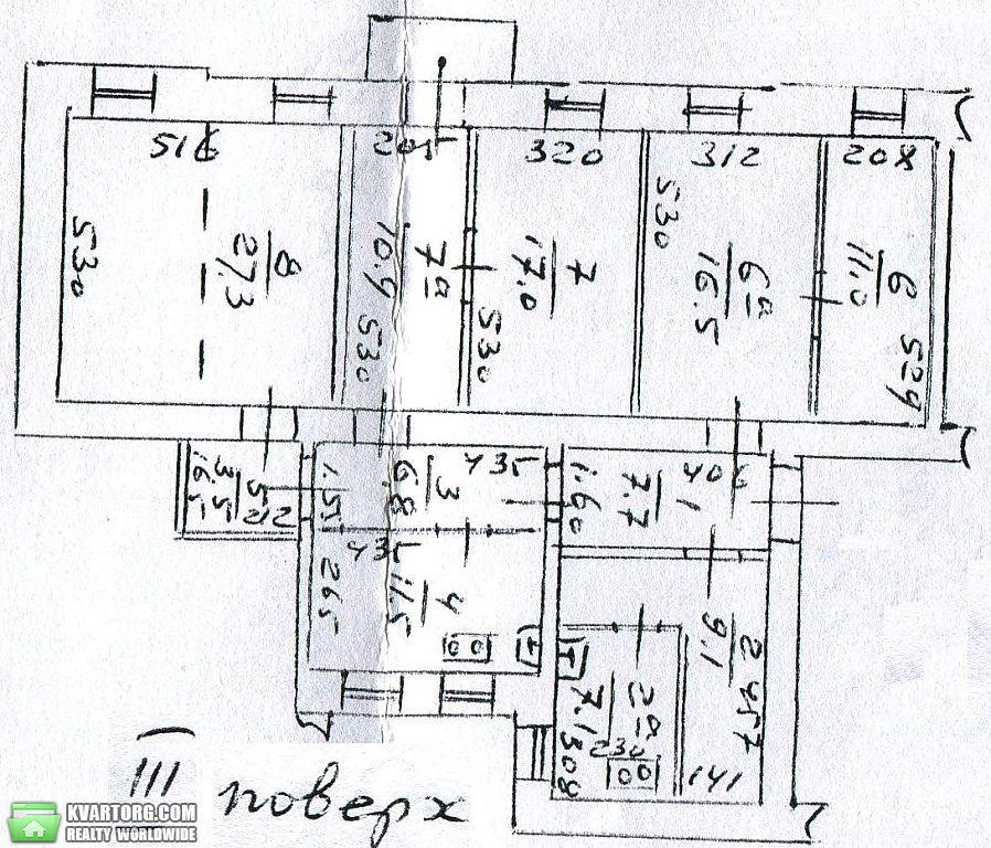 продам 2-комнатную квартиру. Одесса, ул.Коблевская . Цена: 23000$  (ID 1796744) - Фото 10