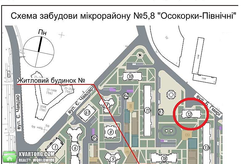 продам 1-комнатную квартиру. Киев, ул. Чавдар . Цена: 32000$  (ID 1797991) - Фото 4