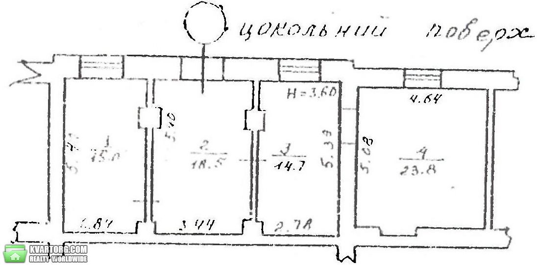 продам офис. Одесса, ул.Пишоновская . Цена: 60000$  (ID 1796903) - Фото 9