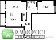 продам 2-комнатную квартиру. Киев, ул. Ахматовой 22. Цена: 100000$  (ID 1794661) - Фото 2