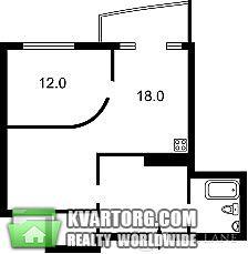 продам 2-комнатную квартиру. Киев, ул. Голосеевская 13б. Цена: 105000$  (ID 1794685) - Фото 2