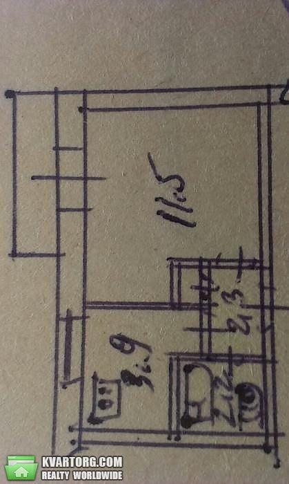 продам 1-комнатную квартиру. Киев, ул. Матеюка 9. Цена: 24500$  (ID 1795903) - Фото 7