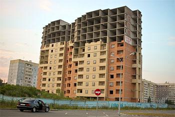 Разработана схема достройки и сдачи в эксплуатацию недостроев в Киеве