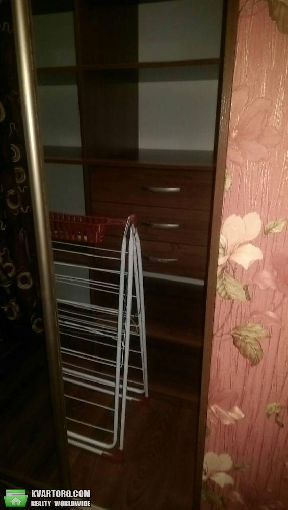 сдам 1-комнатную квартиру. Киев, ул.Абрикосовая . Цена: 300$  (ID 2041235) - Фото 9