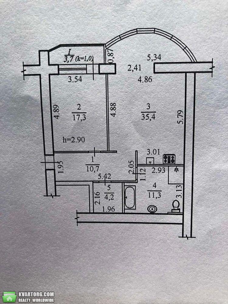 продам 2-комнатную квартиру Днепропетровск, ул.Херсонская 96 - Фото 7