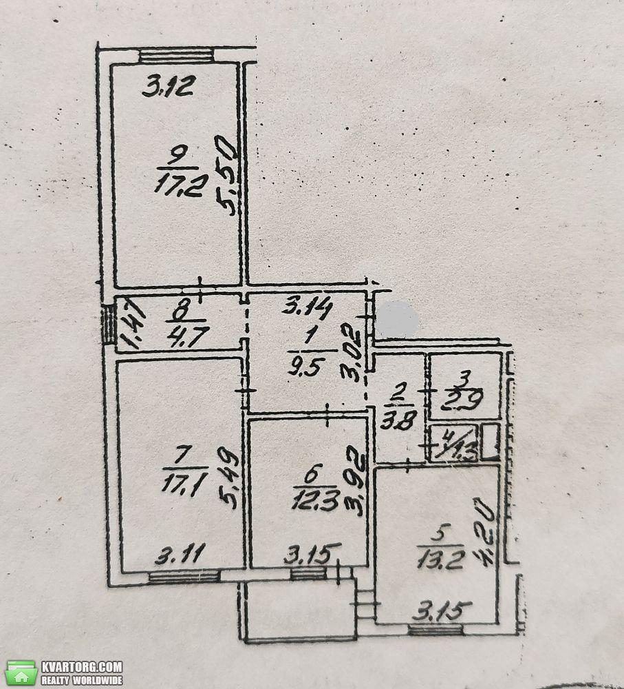 продам 3-комнатную квартиру Киев, ул. Урловская 9 - Фото 2