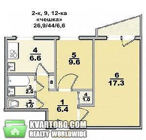 продам 2-комнатную квартиру Харьков, ул.гвардейцев широнинцев