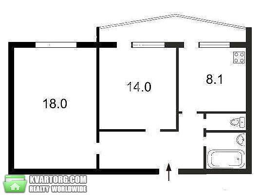 продам 2-комнатную квартиру Киев, ул. Оболонский пр 13 - Фото 1