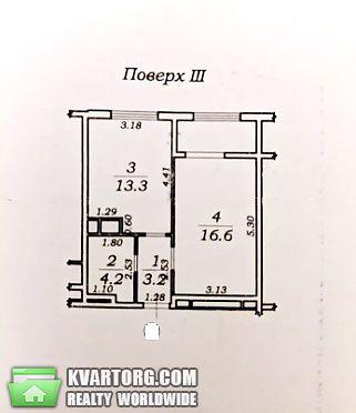 продам 1-комнатную квартиру. Одесса, ул.Сахарова . Цена: 26500$  (ID 2331785) - Фото 3