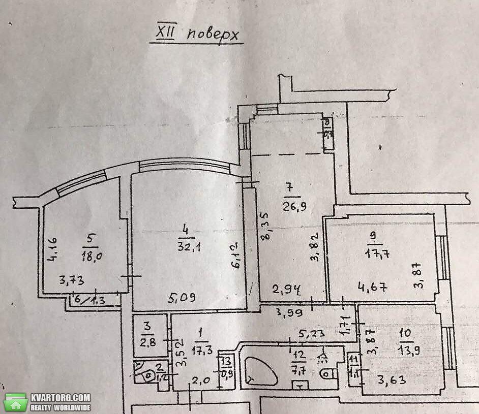 продам 4-комнатную квартиру Одесса, ул.Шевченко пр. 4Б - Фото 10