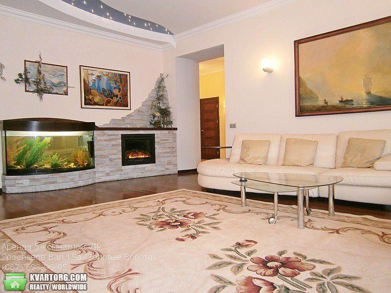 сдам 5-комнатную квартиру Киев, ул. Ярославов Вал 15А - Фото 1