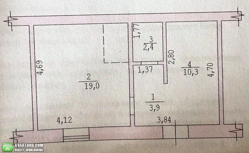 продам 1-комнатную квартиру. Одесса, ул.Разумовская . Цена: 25000$  (ID 1797221) - Фото 2