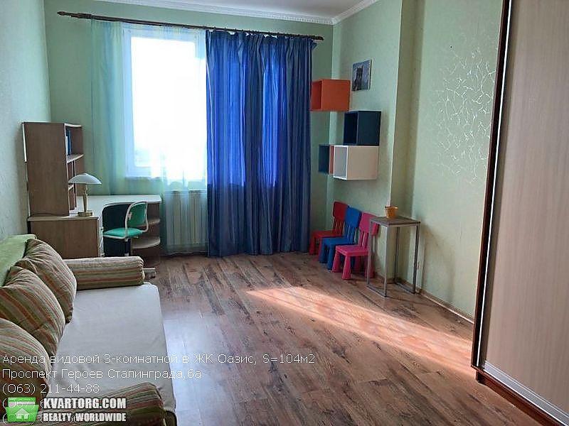 сдам 3-комнатную квартиру Киев, ул. Героев Сталинграда пр 6А - Фото 2