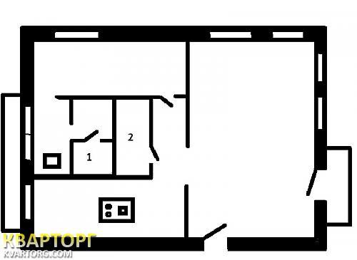 продам 2-комнатную квартиру Киев, ул.улица Заньковецкой 5/2 - Фото 8