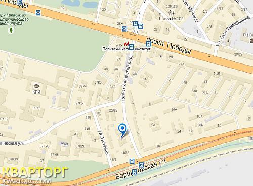 продам 3-комнатную квартиру Киев, ул.улица Боткина 4 - Фото 7