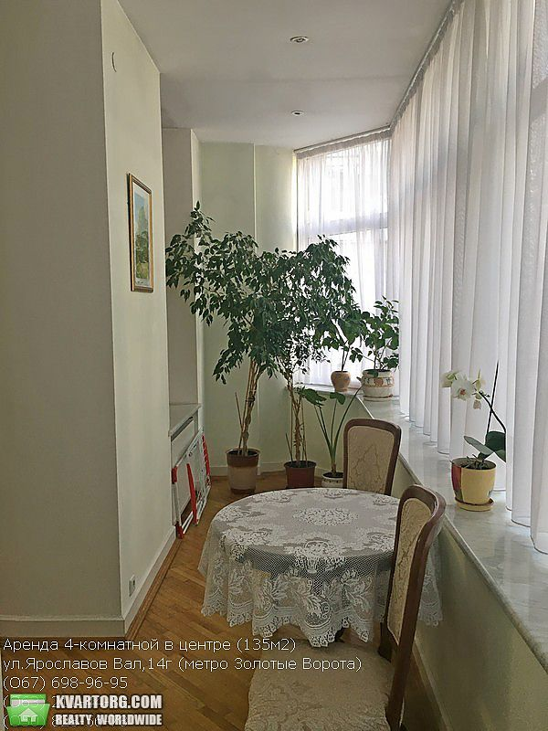 сдам 4-комнатную квартиру Киев, ул. Ярославов Вал 14Г - Фото 4