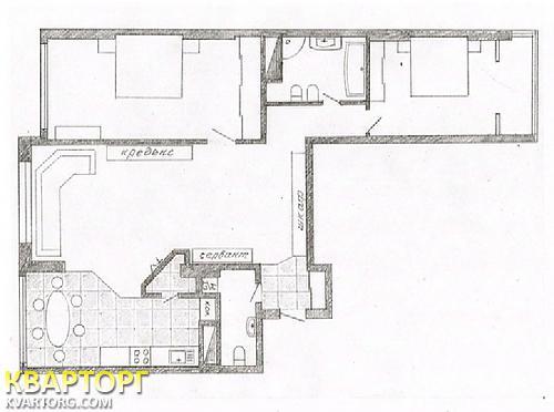 продам 3-комнатную квартиру Киев, ул.улица Драгомирова 12 - Фото 9