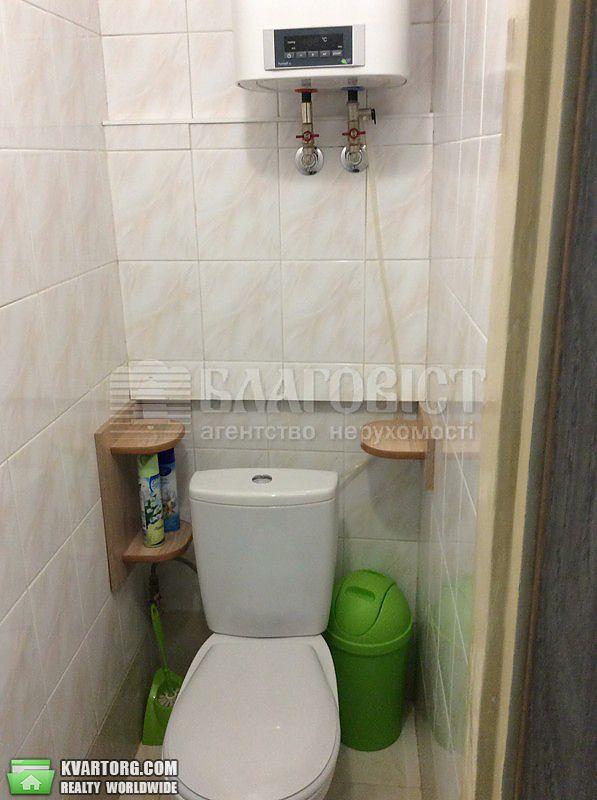 сдам 2-комнатную квартиру. Киев, ул. Щорса пер . Цена: 590$  (ID 2123596) - Фото 6
