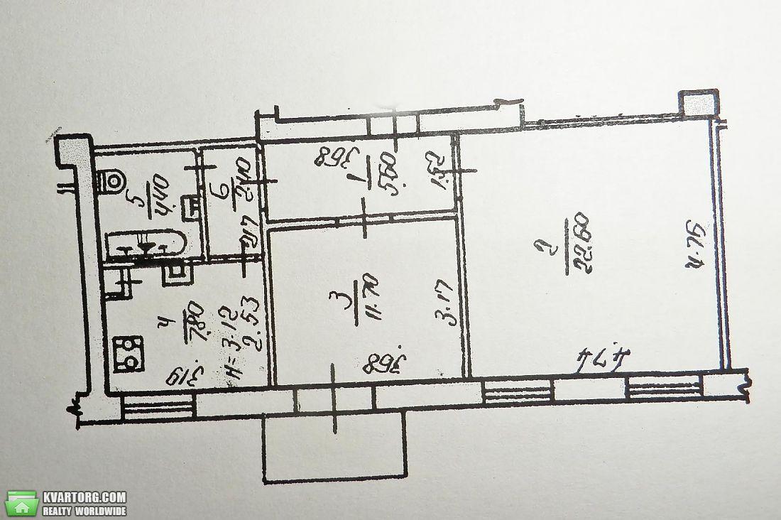 сдам 2-комнатную квартиру Киев, ул. Антоновича 25 - Фото 9