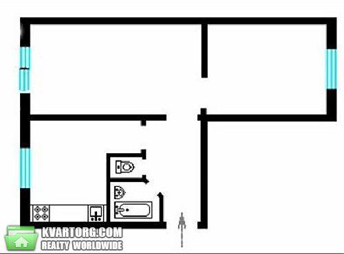 продам 2-комнатную квартиру Киев, ул. Красноткацкая 18 - Фото 8