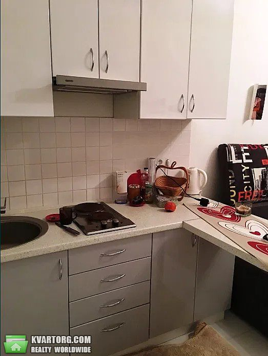 сдам 1-комнатную квартиру Киев, ул.Жабаева 22 - Фото 5
