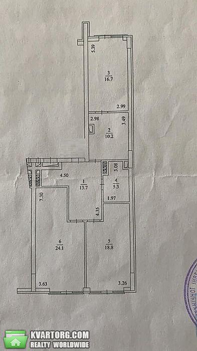 продам 2-комнатную квартиру Киев, ул. Окипной 18 - Фото 10