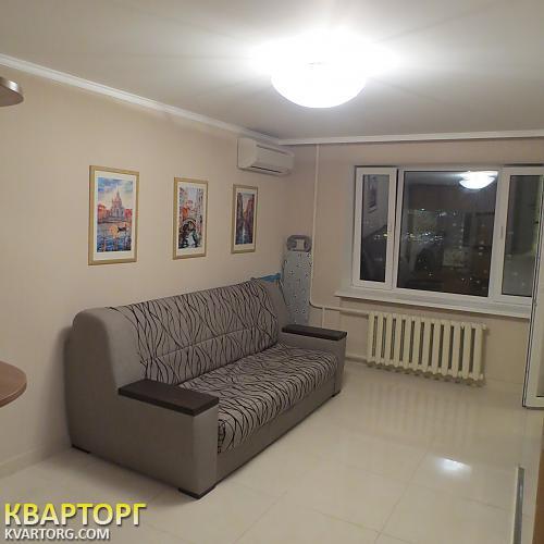 сдам 1-комнатную квартиру. Киев, ул.Мате Залки 2/12. Цена: 440$  (ID 1078770) - Фото 1