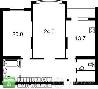 продам 2-комнатную квартиру. Киев, ул. Трутенко 3г. Цена: 75000$  (ID 1795917) - Фото 6