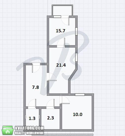 продам 1-комнатную квартиру Киев, ул.Богдана Хмельницкого  36 - Фото 7