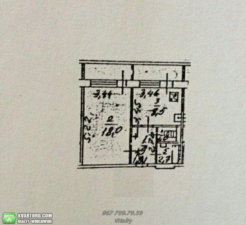 продам 1-комнатную квартиру. Киев, ул. Маяковского 95А. Цена: 28000$  (ID 1951523) - Фото 2