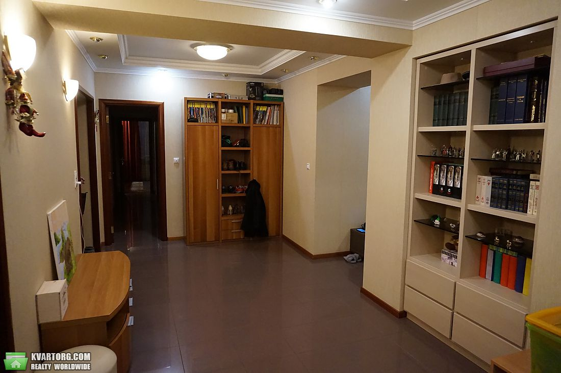 сдам 5-комнатную квартиру Киев, ул.Леси Украинки  21 - Фото 10