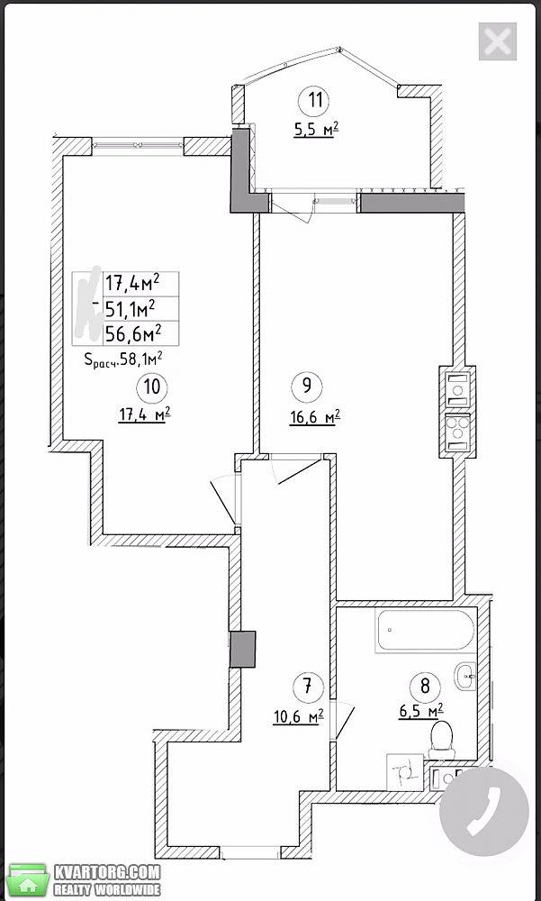 продам 2-комнатную квартиру Одесса, ул.Фонтанская дорога  118а - Фото 9