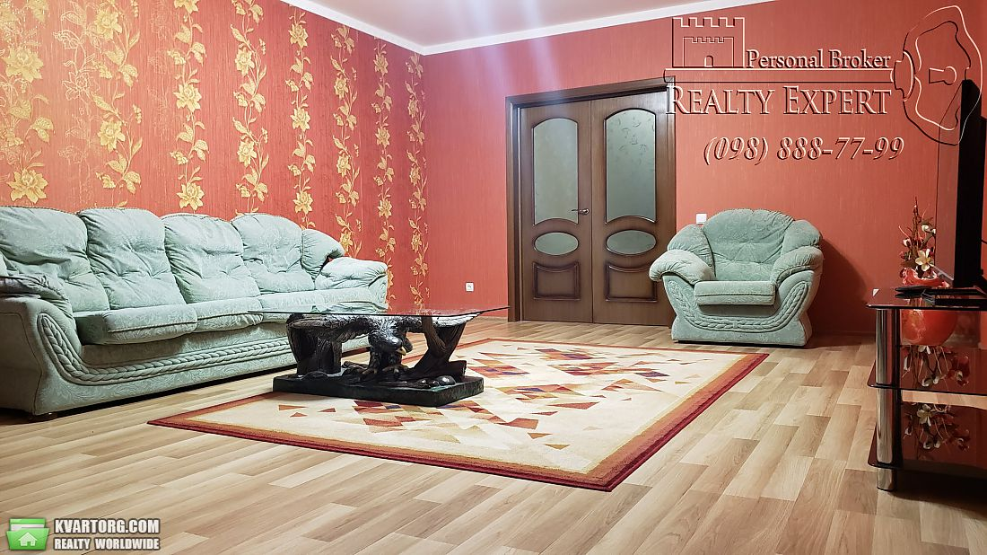 сдам 3-комнатную квартиру Киев, ул.Лобановского  6В - Фото 5