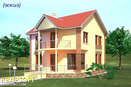 сколько кв м строить двухэтажный дом решила