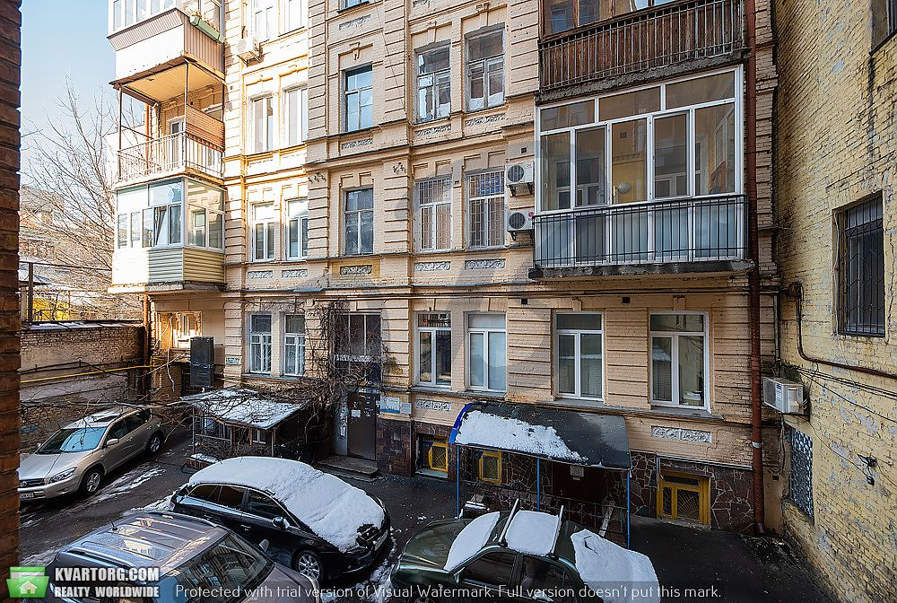 продам 1-комнатную квартиру Киев, ул.Богдана Хмельницкого  36 - Фото 1