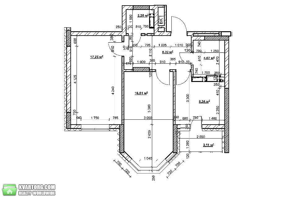 продам 2-комнатную квартиру Киев, ул.Максимовича 3г - Фото 5