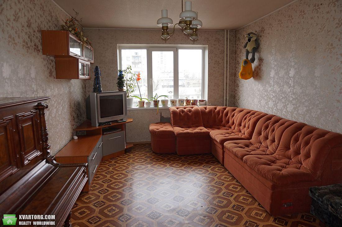 сдам 3-комнатную квартиру. Киев, ул. Рижская 16. Цена: 370$  (ID 2224987) - Фото 1