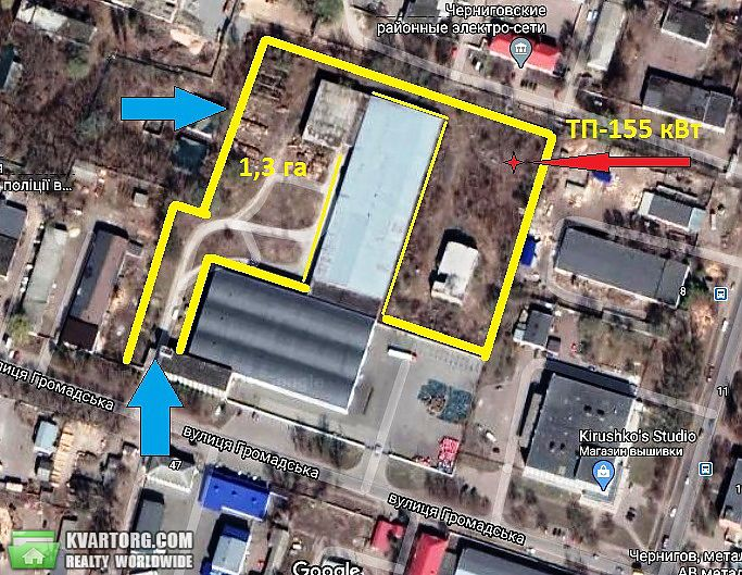 продам другое Чернигов, ул.Чернигов, Промзона - Фото 1