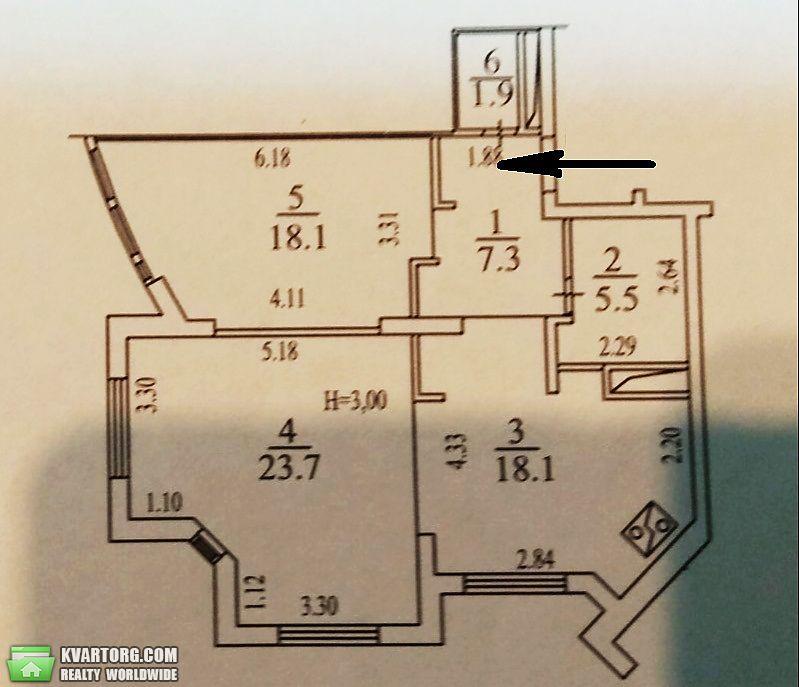 продам 2-комнатную квартиру Киев, ул. Героев Сталинграда пр 8А - Фото 3