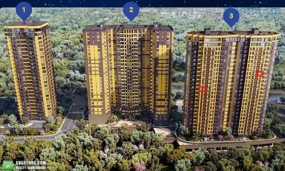 продам 1-комнатную квартиру Киев, ул. Радченко 27 - Фото 1
