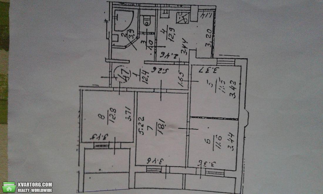 продам 4-комнатную квартиру. Киев, ул.Г.Днепра 42. Цена: 85000$  (ID 1765591) - Фото 2